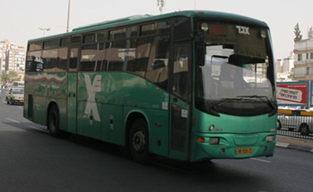 מאבטחים ישובו לאוטובוסים (צילום: שי פוקס)