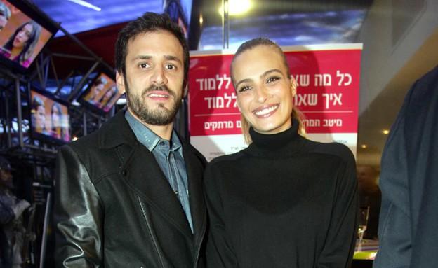 אילנית לוי ואלירז שדה (צילום: אמיר מאירי ,mako)