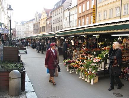 שוק בפראג