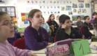 """בית ספר יסודי """"רימונים"""". משחקים ולמידה (צילום: צילום מסך)"""