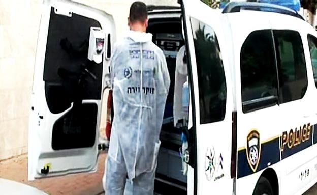 חשוד במעשה נעצר בדירה, ארכיון (צילום: חדשות 2)