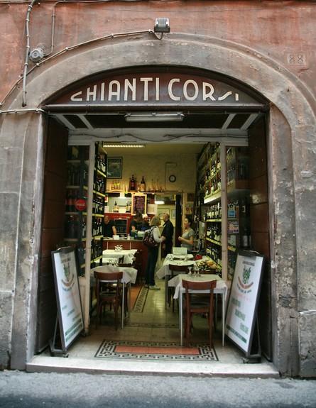 Enoteca Corsi ברומא