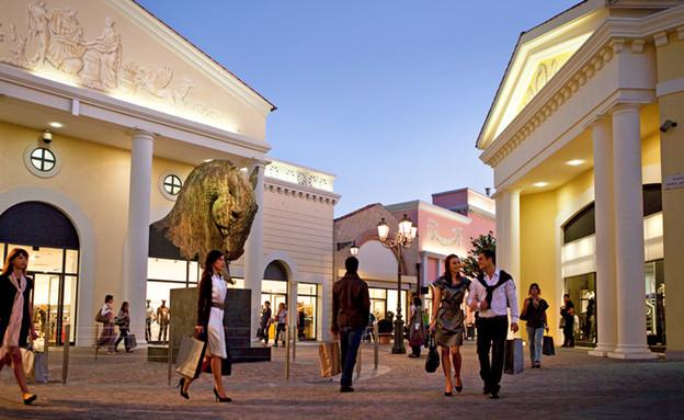 אאוטלט המעצבים קסטל רומאנו (צילום: Castel Romano designer Outlet ,האתר הרשמי)