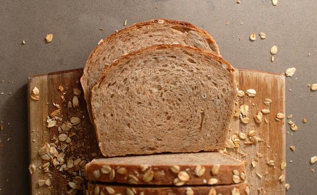 לחם דגנים מהבלוג פצפוצים (צילום: נועם ,פצפוצים)