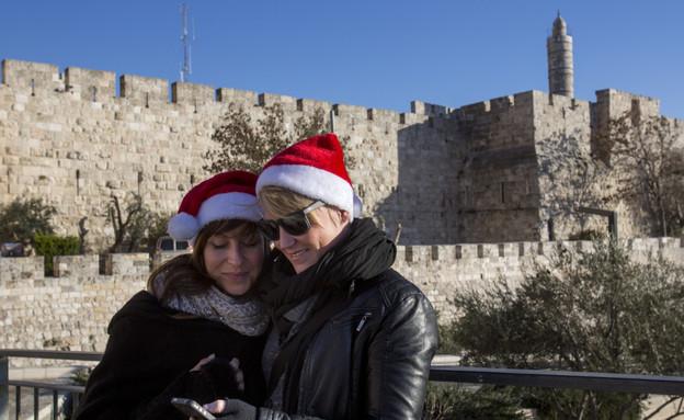 מזמורים בירושלים, (צילום: אוליבייה פיטוסי)