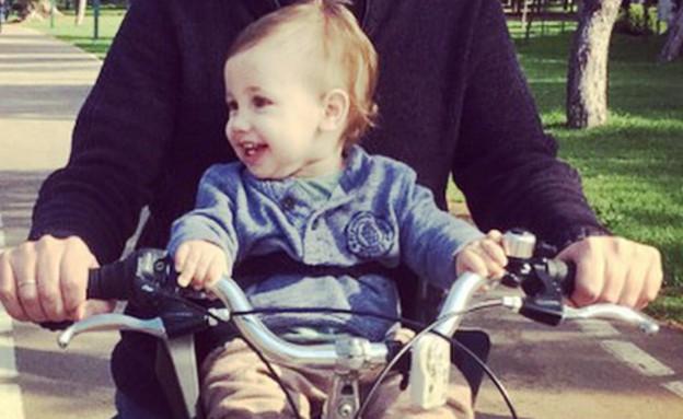 של מי התינוק המתוק? (צילום: Instagram ,mako)