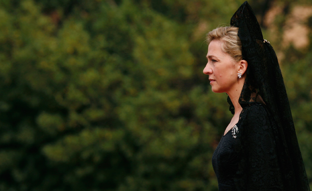 מבוכה למשפחת המלוכה (צילום: רויטרס)