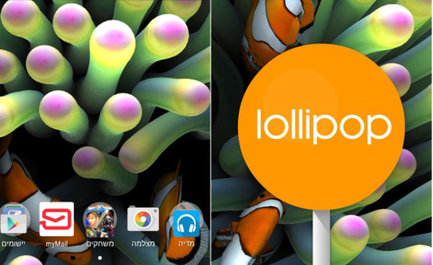 לוליפופ, מערכת ההפעלה החדשה של גוגל