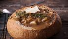 מרק בצל צרפתי עם טוויסט . מושלם לחורף (צילום: אפיק גבאי, לאפות, לבשל, לאהוב)