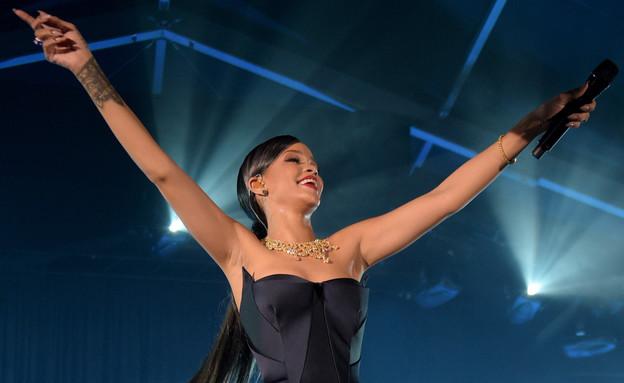 ריהאנה דצמבר 2014 (צילום: Getty images ,getty images)
