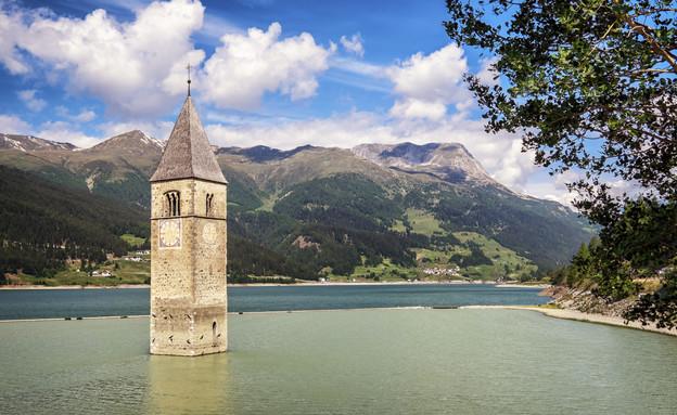 אגם רסיה (צילום: thinkstock)