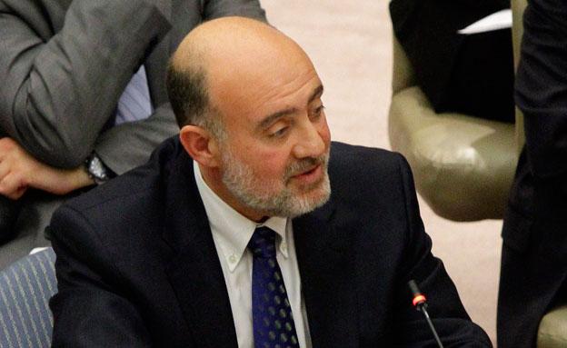 """השגריר באו""""ם פרושאור, ארכיון (צילום: AP)"""