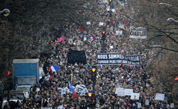 ישראל נערכת לקליטת עולים מצרפת
