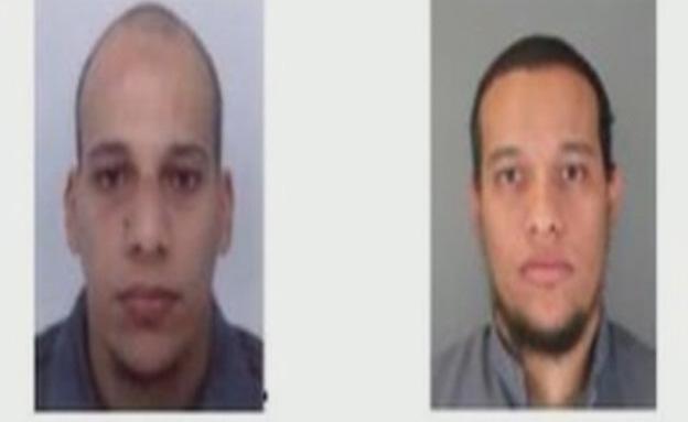 הרוצחים סעיד ושריף קואשי