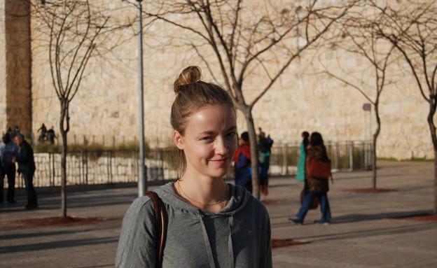 תייר מזדמן, חנה 2 (צילום: תומר מרקו)