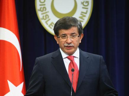 אהמט דובוטגולו - ראש ממשלת טורקיה (צילום: AP)