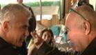 """לפיד: """"רה""""מ מאפשר את השחיתות הרבה שנים"""" (צילום: חדשות 2)"""