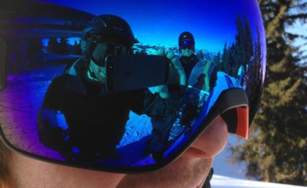 אתר סקי (צילום: אלירן רובין)