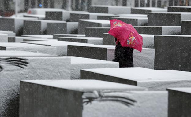 אנדרטת השואה בברלין, ארכיון (צילום: רויטרס)