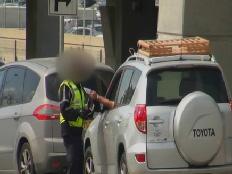 השוטר שנתן דוח הפך למטרידן סדרתי