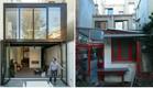 בית באנטוורפן לפני ואחרי (צילום: Luc Roymans Photography)