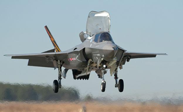 מטוס ה-F35, ארכיון (צילום: רויטרס)