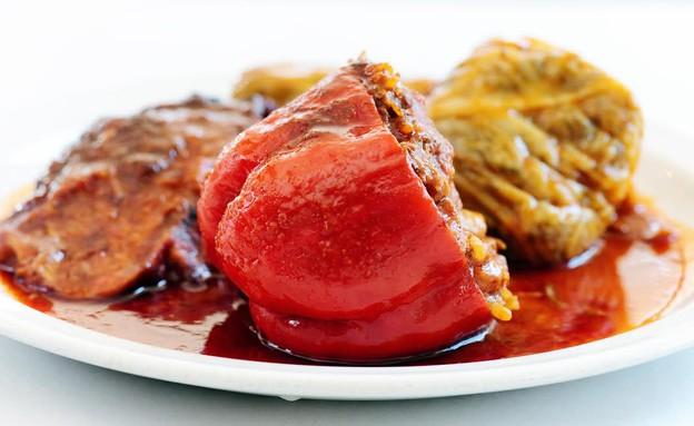 מסעדת גואטה, יפו (צילום: מיכל רביבו ,יפו, מדיה 10 הוצאה לאור)