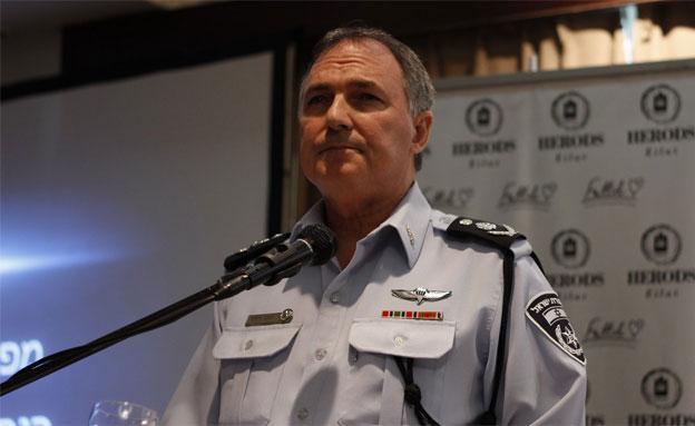 מסר לקצינים, דנינו (צילום: יונתן סננס, חדשות 2)