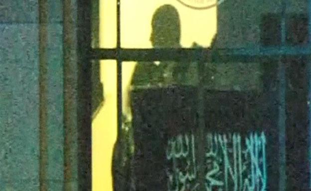 החטיפה בסידני, לפני חודשיים (צילום: חדשות 2)