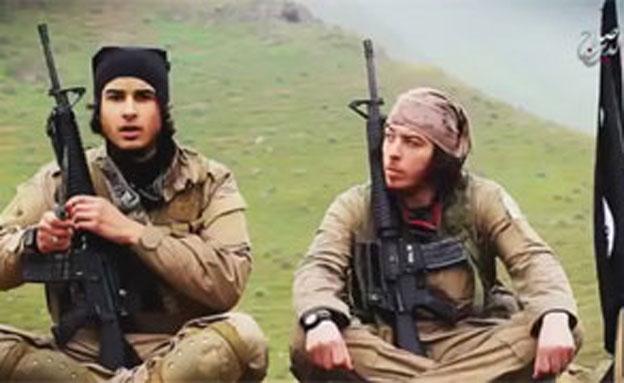 """פעילי דאע""""ש במסר לצרפת"""