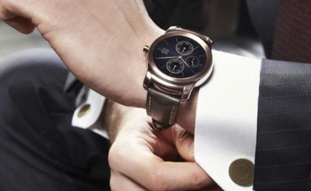 שעון חכם LG Watch Urbane (צילום: LG)