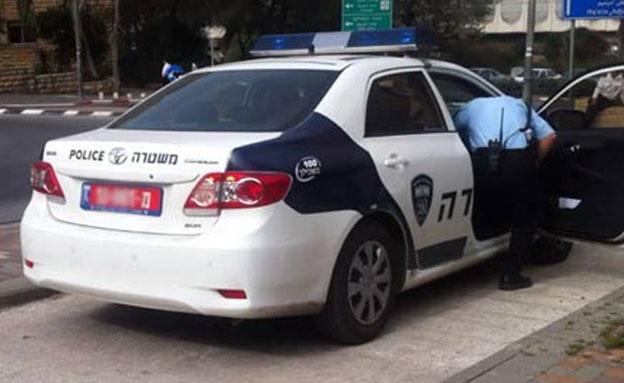 עוד מבוכה במשטרה, אילוסטרציה (צילום: יוסי זילברמן, חדשות 2)