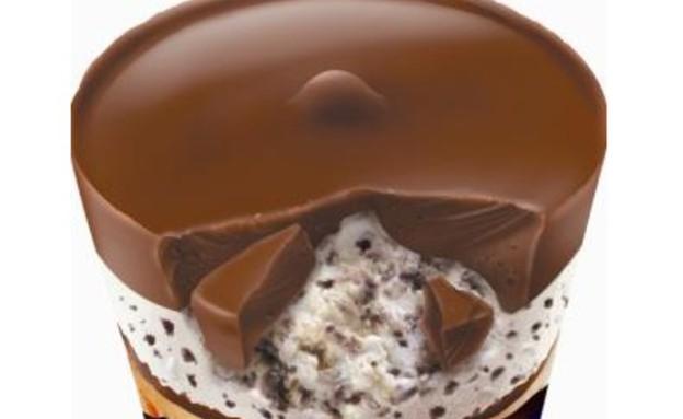 טילון אקסטרים בראוניז, גלידות נסטלה (צילום: יחסי ציבור ,יחסי ציבור)