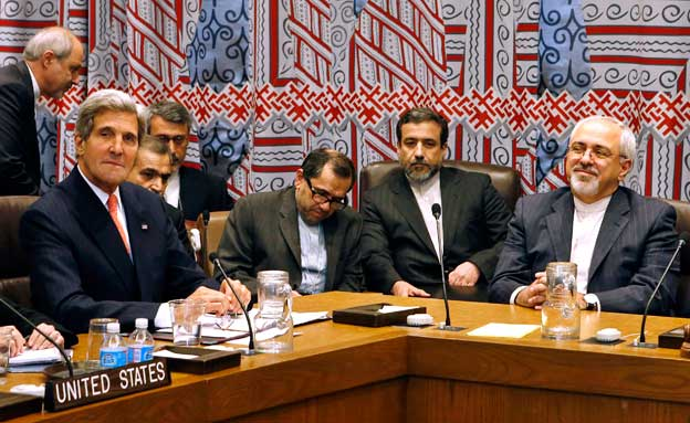 """""""ההסכם המוצע עם אירן הוא רע"""" (צילום: AP)"""