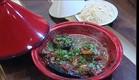 טאג'ין עוף ברוטב יין ופירות יבשים (צילום: קשת ,מאסטר שף VIP)