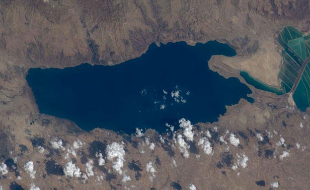 ים המלח (צילום: רויטרס)