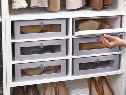 - Rangement chaussures dressing ...