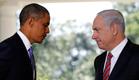 ראש בראש. נתניהו ואובמה (צילום: AP)