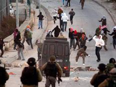 עימותים בשטחים, ארכיון (צילום: רויטרס)
