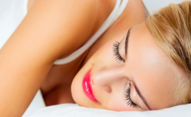בחורה ישנה (צילום: אימג'בנק / Thinkstock)