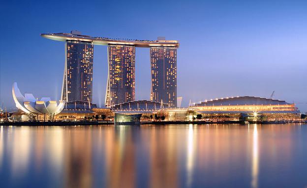 סאנדס ביי סינגפור (צילום: האתר הרשמי ,האתר הרשמי)