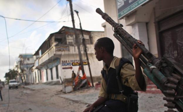 צבא סומליה (צילום: אימג'בנק/GettyImages ,getty images)