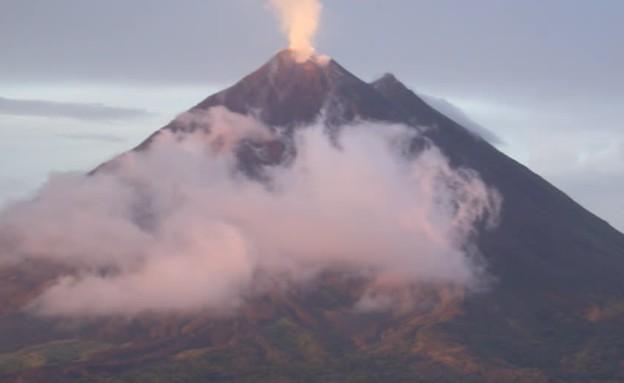 הר געש מתפרץ (תמונת AVI: mako  ,mako)