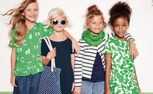 בגדי ילדים - פסח 2015 (צילום: M&Co/next)