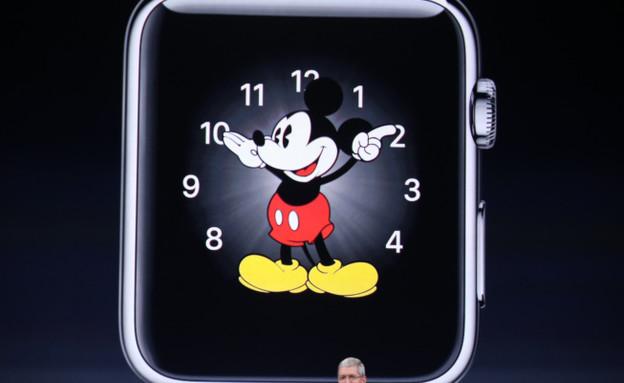אירוע ההשקה של אפל (צילום: apple.com)