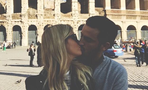 אלכסה תמרי והחבר החדש (צילום: instagram ,instagram)