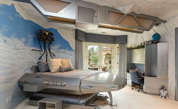 בית מלחמת הכוכבים  (צילום: Sotheby's International Realty)