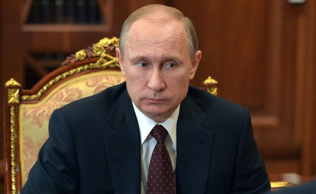 ולדימיר פוטין (צילום: ap ,ap)