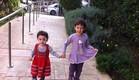 גיא נבו בן הארבע בשמלה (צילום: צילום ביתי)
