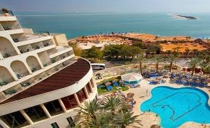 מלון דניאל ים המלח (צילום: tamareshotels.co.il)